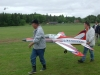 Geir från Norge med en bastant jetmaskin.