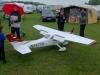 En stor Cessna, med 6cyl boxer.