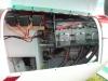 Motorrummet i Cessnan.