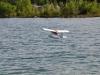 Riktigt kul att flyga från vatten.