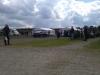 Serverings-tält och Rc-Flights tält.