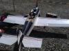 Denna modell hade två stora BL-motorer på samma propelleraxel... häftigt!