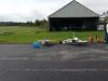 Daniel Larsons F15 väntar på flygning