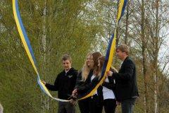 20140510 - Invigning Avesta RC