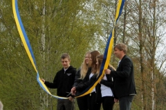 20140510 - Invigning Avesta RC