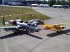 A-10 Warthog är gigantisk, Dennis Cub är 1:4 dvs 2690mm i vingspann...och är pytteliten mot denna.