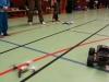 Det blev landningstävling för micro quadarna...på Sandras Stamepede 4x4.
