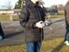 Fabbe gjorde sin första ensamflygning med Klubbkärran!