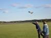 Dåså.. dags och se om Jonas lilla jetmaskin kan flyga..rakt.